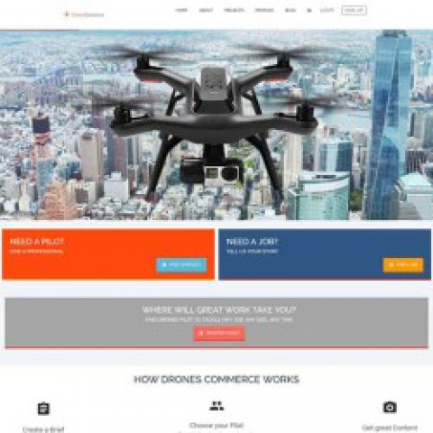 Drones Commerce